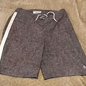 Original penguin board shorts size 34